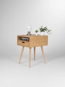 MF Nightstands - To keep books