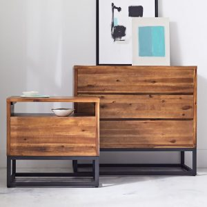 MF Nightstands - Wooden