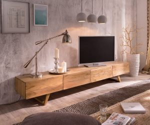 MF TV Wooden Stands